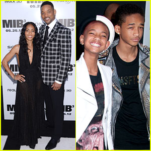 Will Smith: 'Men in Black 3' NYC Premiere!