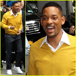 Will Smith: 'Men in Black 4' with Son Jaden?