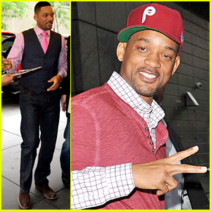 Will Smith: Great Reviews for 'MIB3'!