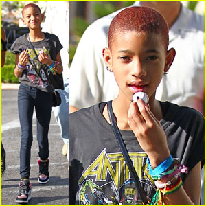 Willow Smith: Calabasas Cool