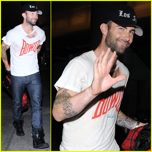 Adam Levine's Favorite Candy Ever: Sour Gummy Coke Bottles