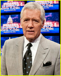 Alex Trebek 'Up & About' After Heart Attack