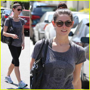 Ashley Greene: Mickey Mouse Club Member!