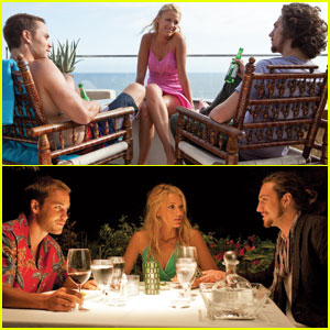 Blake Lively, Taylor Kitsch & Aaron Johnson: 'Savages' Stills!