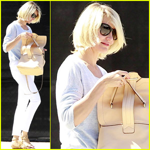 Cameron Diaz: Maxfield Shopping Spree!