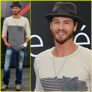 Chad Michael Murray: Monte Carlo TV Festival!