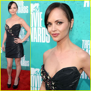 Christina Ricci - MTV Movie Awards 2012