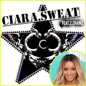 Ciara's New Single 'Sweat' - Listen Now!