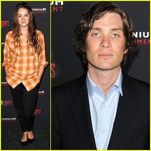 Cillian Murphy: 'Red Lights' New York Screening!