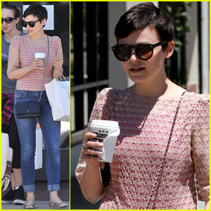 Ginnifer Goodwin: Dance Store Stop!