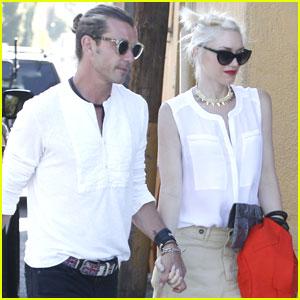 Gwen Stefani & Gavin Rossdale: Father's Day Date!