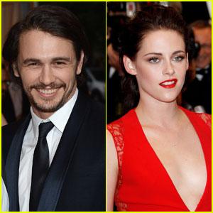 James Franco Crowns Kristen Stewart 'Warrior Queen'