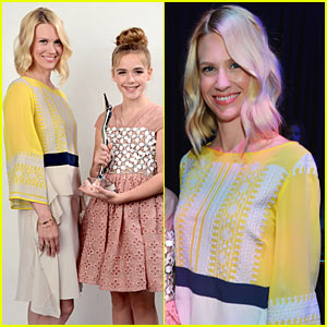 January Jones: Young Hollywood Awards 2012