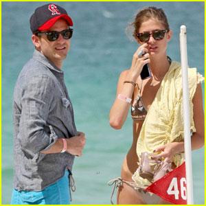 Jared Followill: Miami Beach with Martha Patterson!