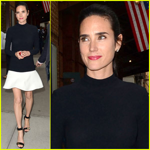 Jennifer Connelly: Big Apple Beauty