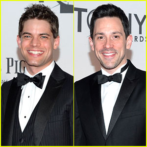 Jeremy Jordan & Steve Kazee - Tony Awards 2012