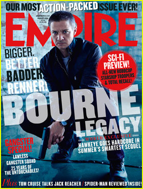 Jeremy Renner: 'Bourne' Franchise Is a 'Huge Responsibility'
