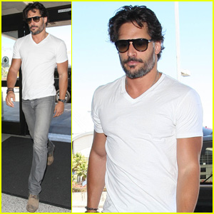 Joe Manganiello: 'Soup' Stop for 'Magic Mike'!