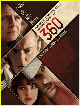 Jude Law & Rachel Weisz's '360' Trailer - Watch Now!