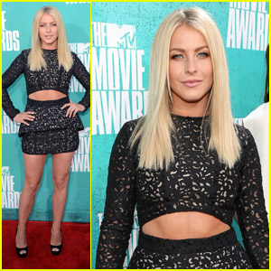 Julianne Hough - MTV Movie Awards 2012
