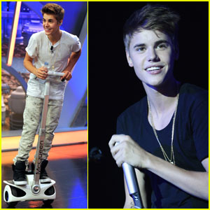 Justin Bieber to Carly Rae Jepsen: Can I Have That #1 Spot?