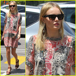 Kate Bosworth: JewelMint Design Meeting!
