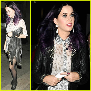 Katy Perry: Cirque Du Soir With Robert Ackroyd!