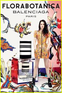Kristen Stewart: Balenciaga's 'Florabotanica' Ad!
