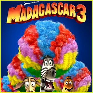 'Madagascar 3' Tops Weekend Box Office!