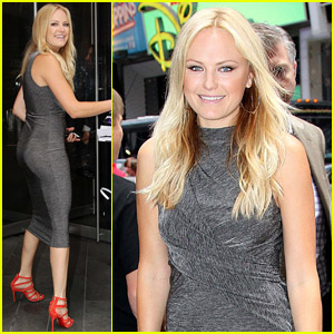 Malin Akerman: MTV Maven!