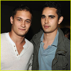 Max Minghella & Rafi Gavron: 'Celeste & Jesse' After Party!