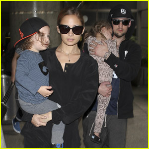Nicole Richie: 'There's No Place Like Home!'