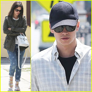 Rachel Bilson: Breakfast with Hayden Christensen
