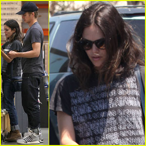 Rachel Bilson: Home Depot with Hayden Christensen
