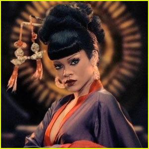 Rihanna & Coldplay's 'Princess of China' Video - Watch Now!
