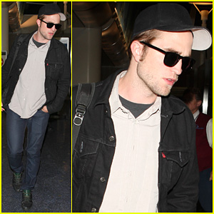 Robert Pattinson: 'I Love Jim Carrey & Eddie Murphy'