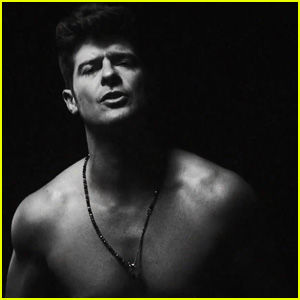 Robin Thicke's 'All Tied Up' Video - Watch Now!