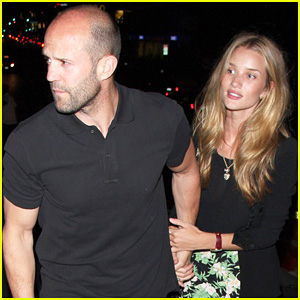 Rosie Huntington-Whiteley: Lana Del Rey with Jason Statham!