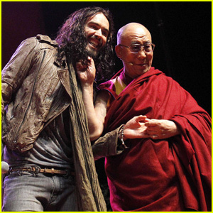Russell Brand: Stand Up and Be The Change with the Dalai Lama