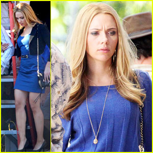 Scarlett Johansson: 'Don Jon's Addiction' in Hackensack!
