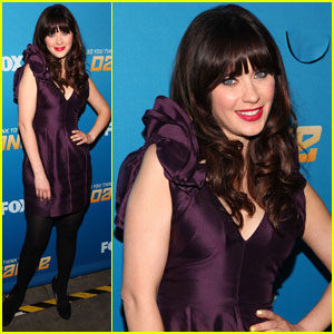 Zooey Deschanel: 'SYTYCD' Guest Judge!