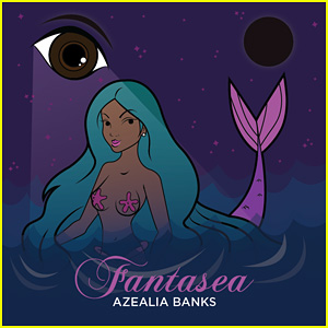 Azealia Banks: 'Fantasea Mixtape' Out Now!