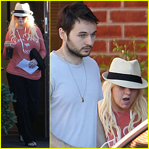 Christina Aguilera: Medical Center with Matthew Rutler!