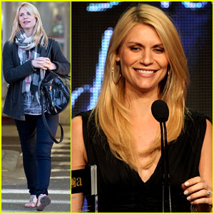 Claire Danes Wins TCA's Individual Achievement in Drama