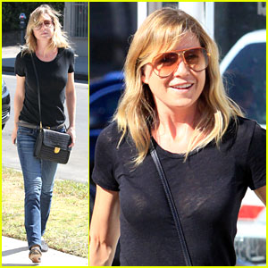 Ellen Pompeo: Beverly Boulevard Shopper!