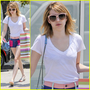 Emma Roberts: 'I Loved Watching Andy Griffith'