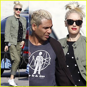 Lady Gaga: 'Freaking Out' Over Upcoming No Doubt Album!