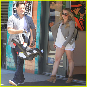 Hilary Duff &#038; Mike Comrie: House Hunting!