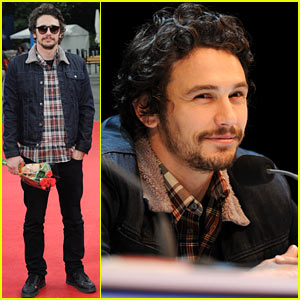 James Franco: 'Playboy' Columnist!