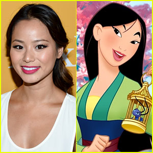 Jamie Chung: Mulan on 'Once Upon a Time' Season 2!